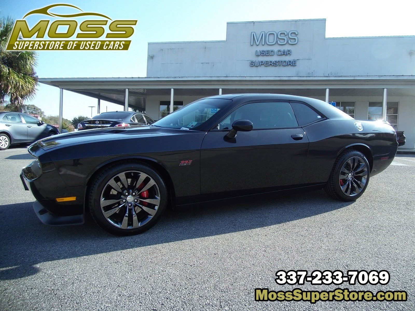 Pre-Owned 2014 Dodge Challenger SRT8
