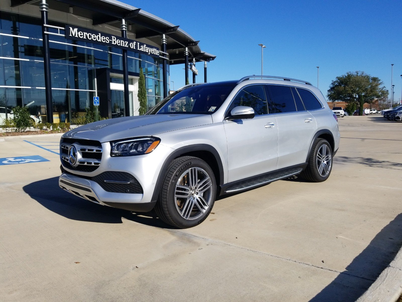 Pre-Owned 2020 Mercedes-Benz GLS450 GLS 450