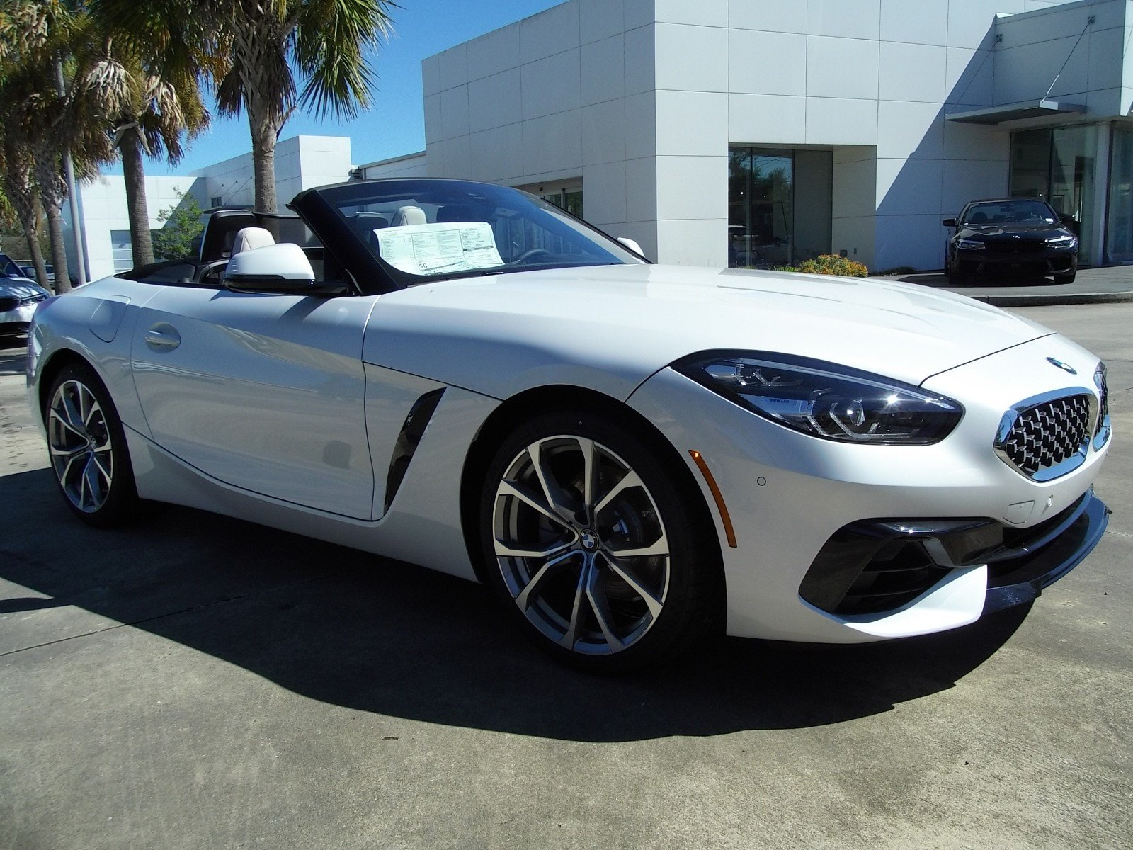 New 2020 BMW Z4 sDrive30i