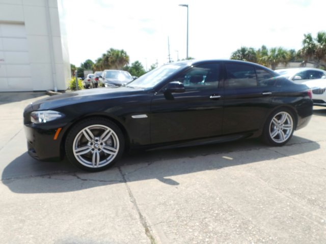 Certified Pre-Owned 2016 BMW 5 Series 550i