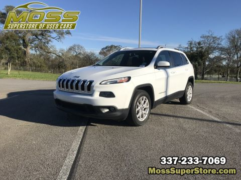 Pre-Owned 2014 Jeep Cherokee Latitude