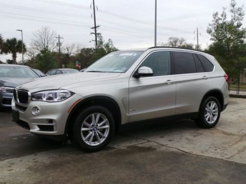 Certified Pre-Owned 2015 BMW X5 sDrive35i